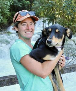 Yvonne and Lily Travel Guatemala