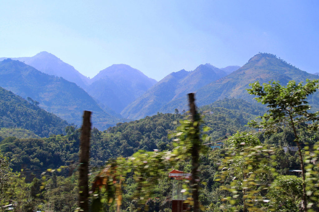 Cuchumatán Mountain Range