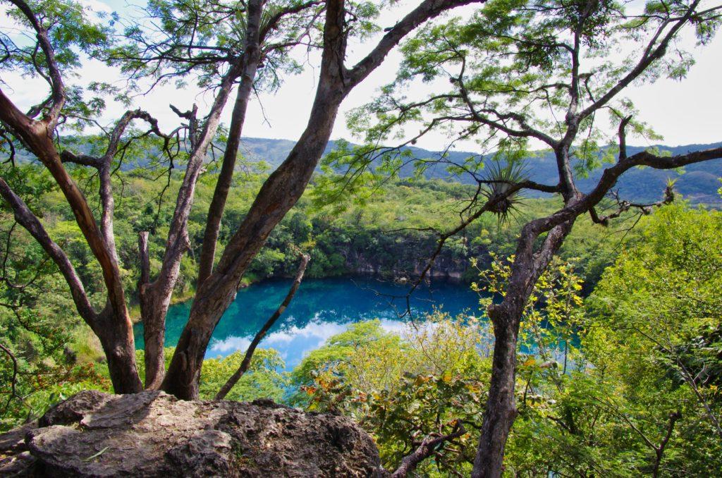 Cenotes de Candelaria 1