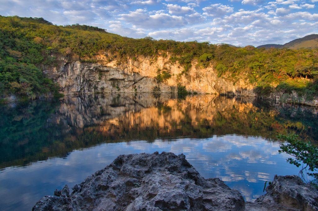 Cenotes de Candelaria, Candelaria 2=